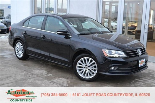 2015 volkswagen jetta sedan 1 8t se w connectivity navigation fwd 4dr car countryside volkswagen. Black Bedroom Furniture Sets. Home Design Ideas
