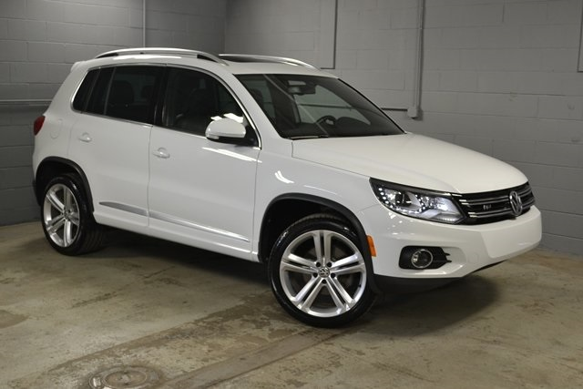2014 volkswagen tiguan 4motion r line se sel html autos weblog. Black Bedroom Furniture Sets. Home Design Ideas
